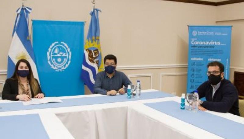 Distrigas y Modernización firmaron un convenio de Colaboración y Transferencia Tecnológica