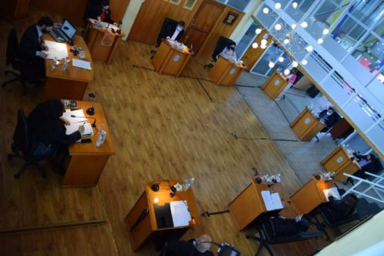 Concejales aprobaron Régimen de Regulación de Deudas