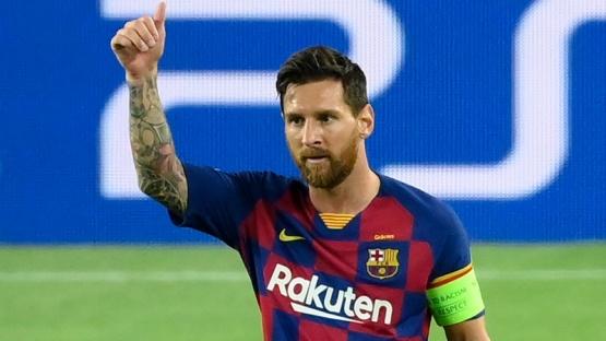 Messi pide una reunión para negociar su salida del Barcelona