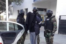 Importante operativo de la Policía de Santa Cruz