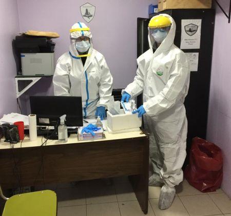 Vigilancia epidemiológica a personas en contexto de encierro