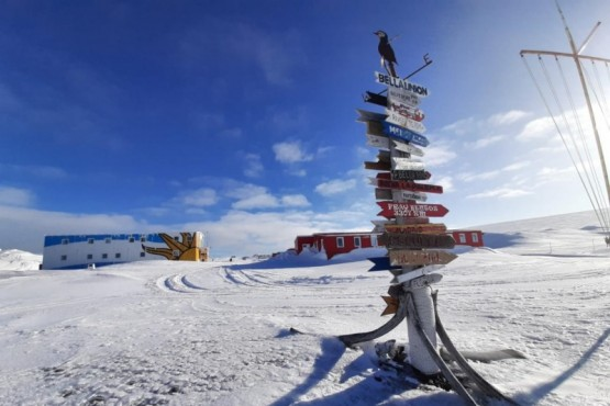 Un fuerte sismo sacudió la Antártida y las bases están en alerta