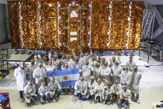 A qué hora y cómo ver el lanzamiento del satélite argentino