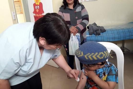 Chubut participó de Encuentro Nacional por el Día del Vacunador y la Vacunadora