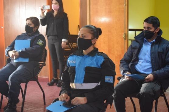 Se desarrolló la primera Jornada de Capacitación y Diagnostico para el personal de Terreno de Policía Comunitaria