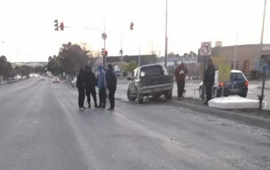 Comodoro: falleció el policía herido en la cabeza en accidente