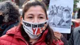 La madre de Facundo Astudillo afirmó que todavía no está el resultado