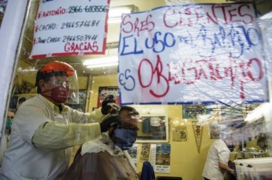 Río Gallegos: Peluqueros reclaman reabrir y no entienden por qué fueron exceptuados