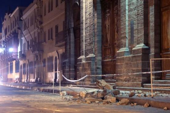 Sismo de magnitud 6,8 sacude Chile