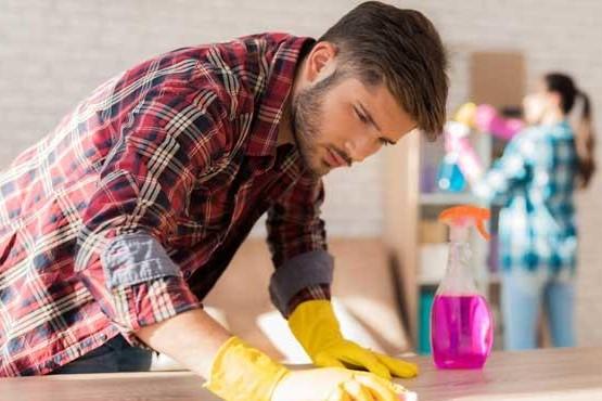 Conocé los 5 trucos para limpiar la casa de manera rápida y efectiva