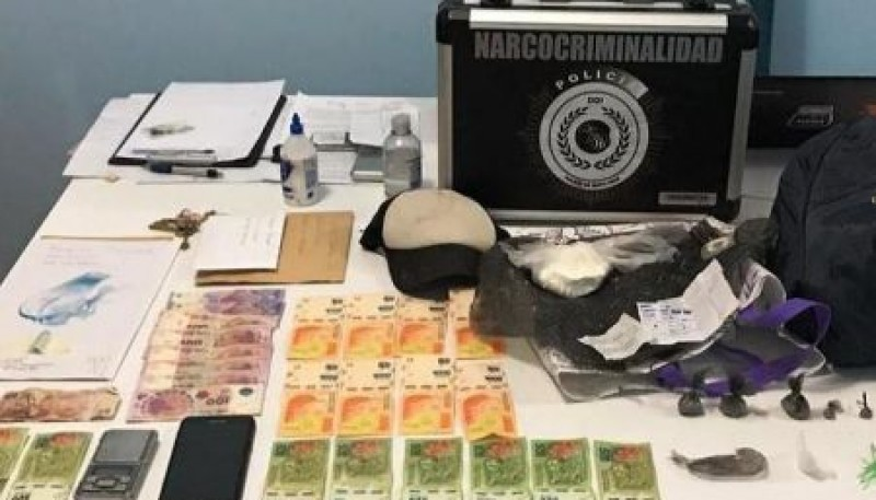 Policía de Santa Cruz realizó operativo antidroga