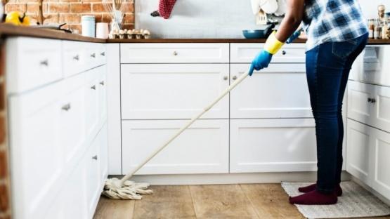 Se habilitó desde el lunes el reinicio de la actividad del servicio doméstico