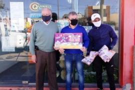 Una pensionada ganó medio millón de pesos en el Telebingo Chubutense