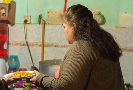 Luque gestionó con Nación la llegada de más de 5 millones para instituciones sociales