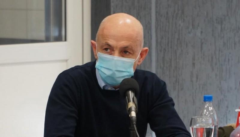 Cotillo rindió cuentas en el Concejo Deliberante.