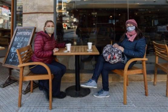 Nación prohibió el uso de terrazas o patios de los restaurantes