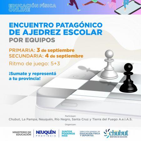 Comienza el Torneo Patagónico para estudiantes de primaria y secundaria