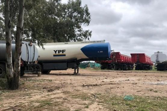 Un concejal imputado por robar petróleo a YPF y venderlo en el mercado negro