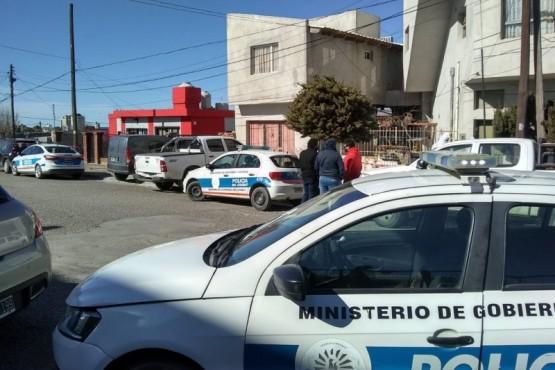 Femicidio en Comodoro Rivadavia: se entregó la pareja de la mujer asesinada