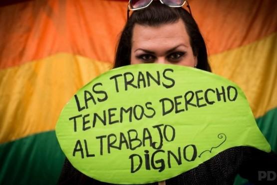 Por decreto hay Cupo Laboral Trans en la administración pública nacional
