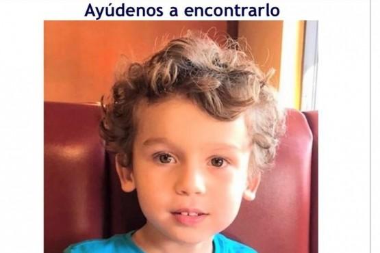 Desesperada búsqueda de un nene: Su madre denunció que se lo llevó su ex