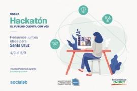 Con más de 660 participantes comenzó la hackatón virtual que promueve PAE en la provincia de Santa Cruz