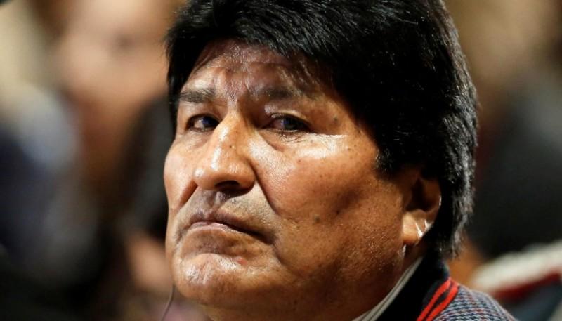 Denunciaron a Evo Morales en La Haya por delitos de lesa humanidad