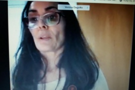 Audiencia de control de detención por el femicidio de Yanina Montes