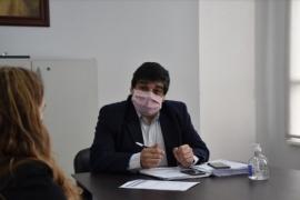 Intensas jornadas de trabajo con el área de Epidemiología del Ministerio de Salud de la Nación