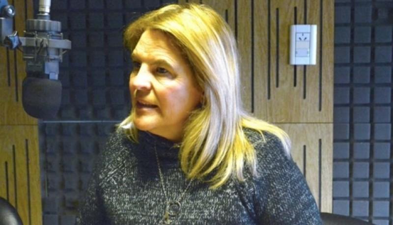 Marta Saborido.