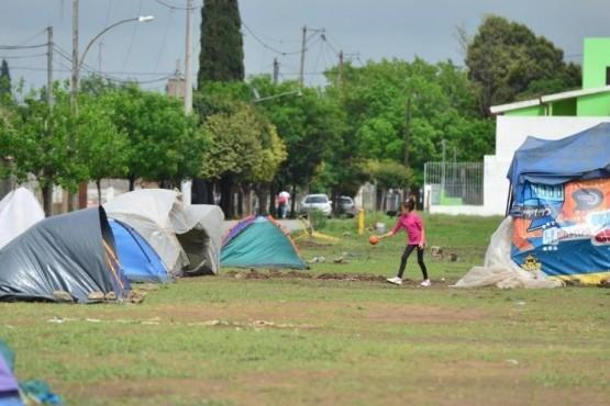 Hay 383 denuncias por usurpaciones en Córdoba