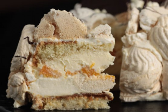 Imperial ruso: una torta clásica para explotar de sabor