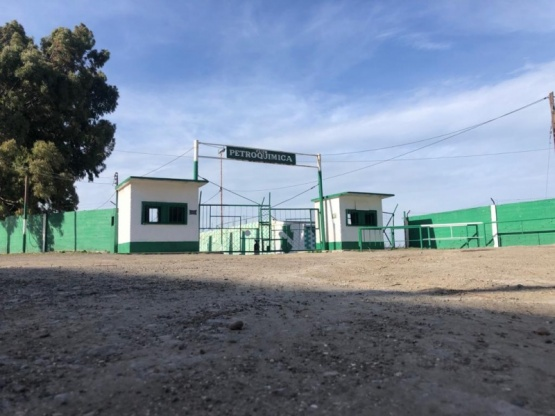 Nación entregó un aporte económico a los clubes Petroquímica y Comandante Espora