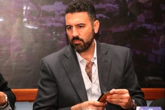 El secretario de Hacienda de la Comuna, Diego Robles.