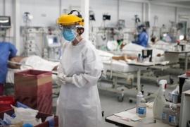 Cuáles son las provincias que están en alerta roja por la ocupación de camas de terapia intensiva