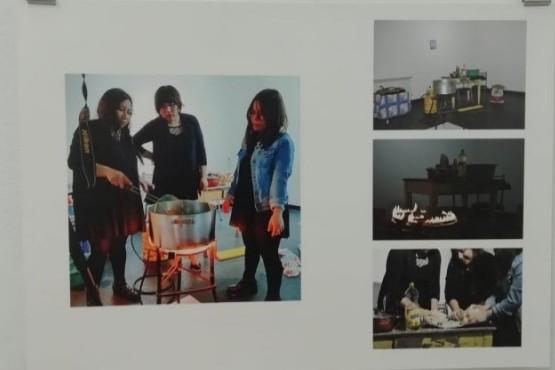 Las prácticas artísticas de Santa Cruz llegan a BilbaoArte, España