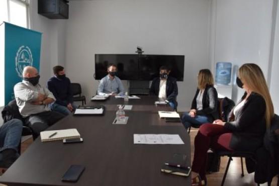 Promueven la Red de Preventores Territoriales para controles y monitoreos en Río Gallegos
