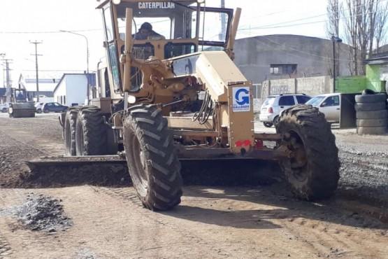 Municipio y Ejército avanzan en la desinfección de calles y veredas en los barriosMunicipio y Ejército avanzan en la desinfección de calles y veredas en los barrios