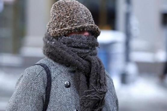 A abrigarse: El Calafate comenzó diciembre bajo cero