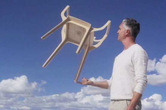 Una silla argentina ganó el máximo premio mundial de diseño
