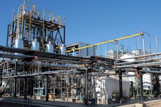 Refinería. Foto: CEDOC