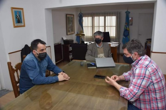 Nación invertirá 273 millones de pesos para obra de captación de agua desde arroyo buitrera