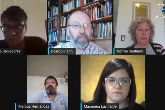 Diálogo sobre el Río Chubut en el marco del Mes del Ambiente