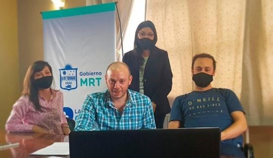 Distrigas S.A. firmó convenio con la Municipalidad de Río Turbio