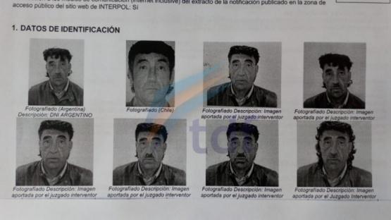 Difundieron posibles rostros del sospechoso buscado en el caso Sofía Herrera