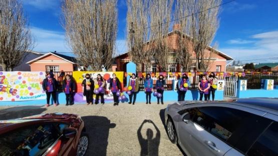El jardín Upalala festejó sus 25 años con una caravana