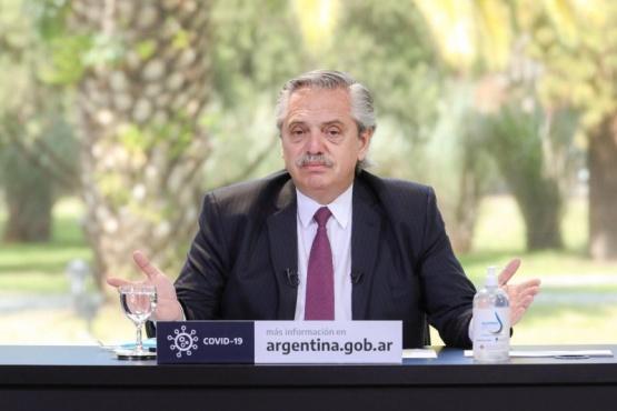 """Alberto Fernández: """"Vamos a seguir dialogando porque ningún diálogo se rompe"""""""