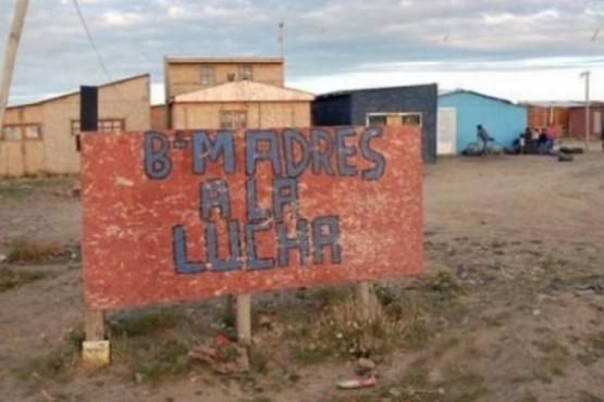 Madres a la Lucha empezó como un asentamiento.