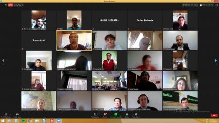 Autoridades de la UTN y del INET comparten sus ideas sobre la ETP