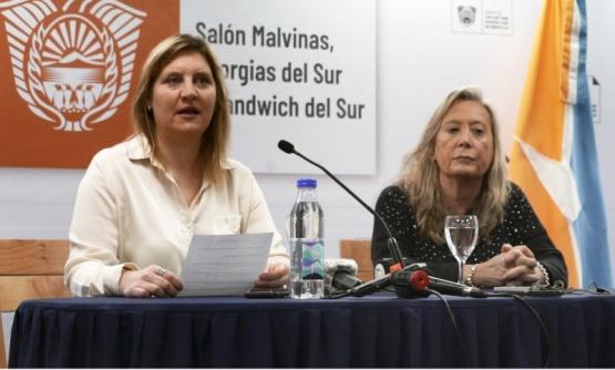 """Chapperon: """"El virus va a volver a Ushuaia y Tolhuin"""""""